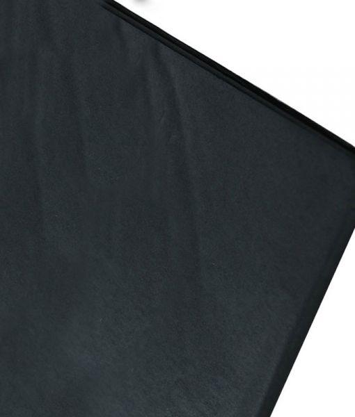 Бумага тишью 76х50см,10 листов, черная