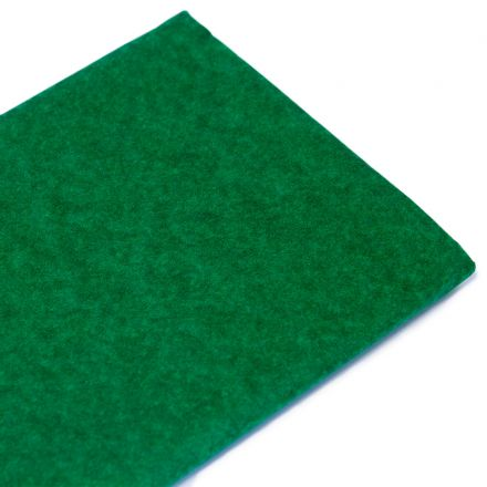 Бумага тишью  76х50см,10 лист. зеленая