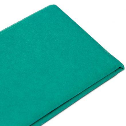 Бумага тишью изумрудная (76х50 см, 10 листов)