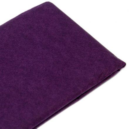 Бумага тишью фиолетовая (76х50 см, 10 листов)