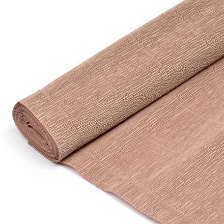 Бумага гофрированная простая 17E/1, 180гр, 50х250 см, Cartotecnica Rossi (Италия)