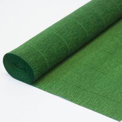 Бумага гофрированная простая 591 травяная, 180гр, 50х250 см, Cartotecnica Rossi