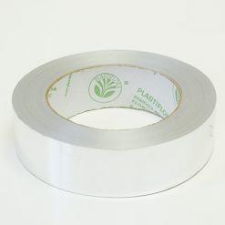Лента металл 3/50 PL серебро