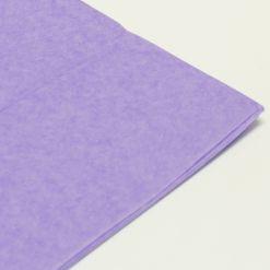 Бумага тишью  76х50см,10 лист., фиолетовый