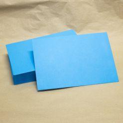 Конверт C5 (162x229) Голубой