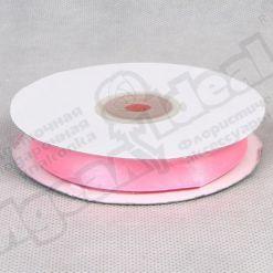 Лента атласная 15мм х 30м К, розовая