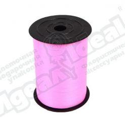 Лента простая 0,5/500 Bako, розовая