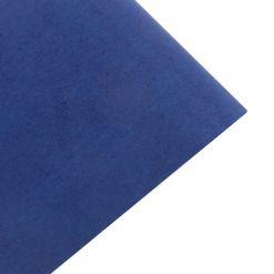 Бумага тишью  76х50см,10 лист. синяя