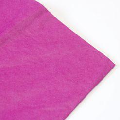 Бумага тишью  76х50см,10 лист., малиновая