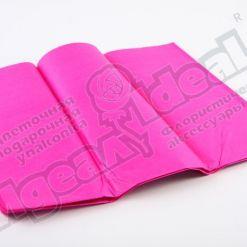 Бумага тишью  50х66см,10 лист., ярко-розовый