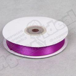Лента атласная 20мм х 30м К, фиолетовая