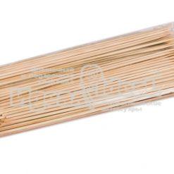 Шпажки бамбуковые флористические H20см 100шт