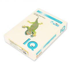 Бумага цветная IQ Color (А4, 80 г/кв.м, CR20-кремовый, 500 листов)