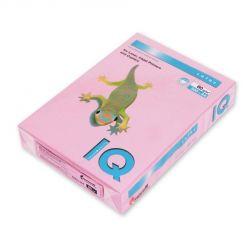 Бумага цветная IQ Color (А4, 80 г/кв.м, PI25-розовый, 500 листов)