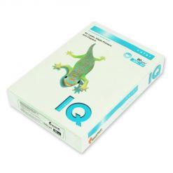 Бумага цветная IQ Color (А4, 80 г/кв.м, GN27-светло-зеленый, 500 листов)