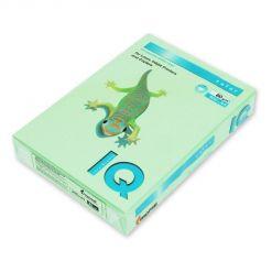 Бумага цветная IQ Color (А4, 80 г/кв.м, MG28-зеленый, 500 листов)