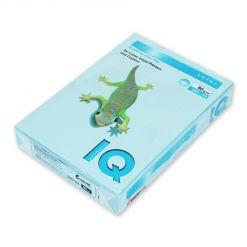 Бумага цветная IQ Color (А4, 80 г/кв.м, OBL70-голубой лед, 500 листов)