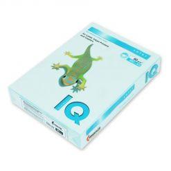 Бумага цветная IQ Color (А4, 80 г/кв.м, BL29-светло-голубой, 500 листов)