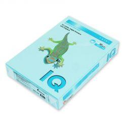 Бумага цветная IQ Color (А4, 80 г/кв.м, MB30-голубой, 500 листов)
