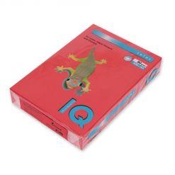 Бумага цветная IQ Color (А4, 80 г/кв.м, CO44-кораллово-красный, 500 листов)