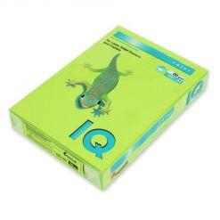 Бумага цветная IQ Color (А4, 80 г/кв.м, LG46-зеленая липа, 500 листов)