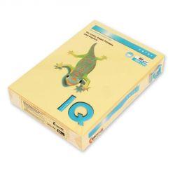Бумага цветная IQ Color (А4, 80 г/кв.м, GO22-золотистый, 500 листов)