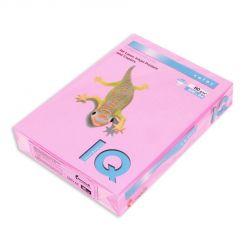 Бумага цветная IQ Color (А4, 80 г/кв.м, NEOPI-розовый неон, 500 листов)