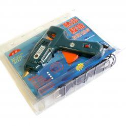Клеевой термопистолет d11мм, HOT MELT GLUE GUN с переключателем