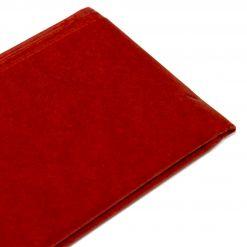Бумага тишью  76х50см,10 лист., красный