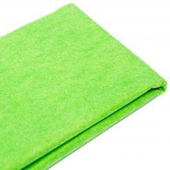 Бумага тишью  76х50см,10 лист. салатовая