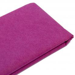 Бумага тишью сливовая (76х50 см, 10 листов)