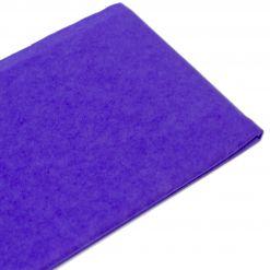 Бумага тишью сиреневая (76х50 см, 10 листов)