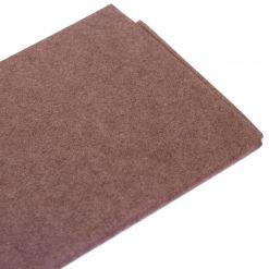 Бумага тишью  76х50см,10 лист., коричневая