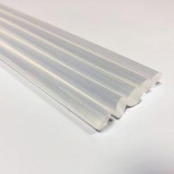 Стержень клеевой, d 7мм, 30 см. прозрачный