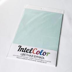 Бумага цветная IQ Color (А4, 80 г/кв.м, BL29 светло-голубой, 20 листов)
