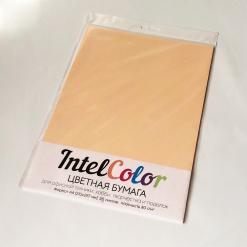 Бумага цветная IQ Color (А4, 80 г/кв.м, SA24 темно-кремовый, 20 листов)