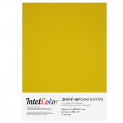 Дизайнерская бумага Majestic Gold Forever, Золотая лихорадка (120 гр/м2, формат А4, 10 листов)