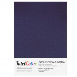 Дизайнерская бумага Majestic Night Club Purple, Пурпур ночи (120 гр/м2, формат А4, 10 листов)