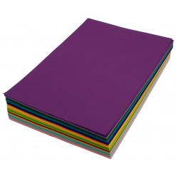 Бумага цветная Intelcolor Mix 20 цветов по 20 листов А4 (400 листов)